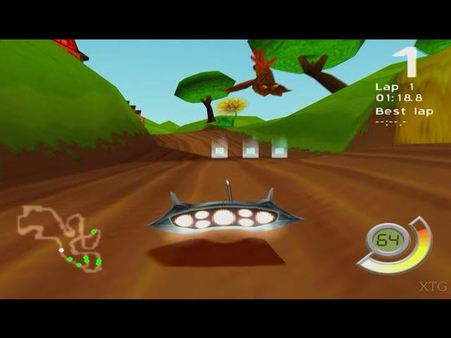 RC Revenge Pro PS2 Gameplay HD (PCSX2)