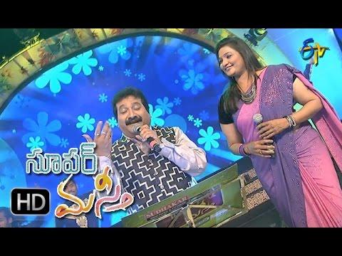 Kotappa Kondaku Song | Mano, Vijayalakshmi Performance | Super Masti | Narasaraopet| 23rd April 2017