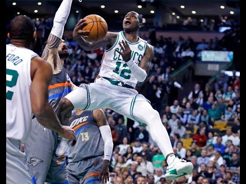 Terry Rozier, Boston Celtics guard, mentally & physically prepared for extensive minutes without Kyrie Irving