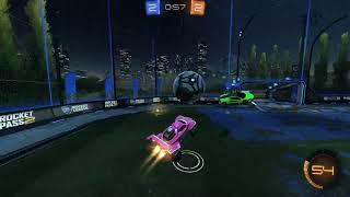 Rocket League Clip