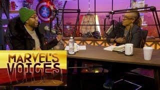 FX's Legion Cast Has Secret Dance Parties on Marvel's Voices podcast