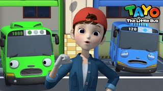Tayo English Episodes l What happens to Tayo? Maybe he's broken! l Tayo the Little Bus