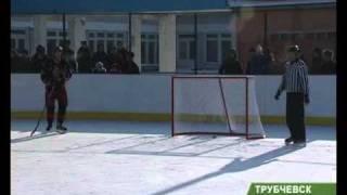 Хоккей ветераны Трубчевск 21_02_12