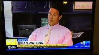 Brian Watkins gives legal advice on the latest excessive force case in San Diego