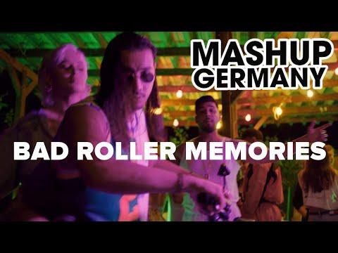 Apache 207 X David Guetta Feat. Kid Cudi X Meduza -  Bad Roller Memories