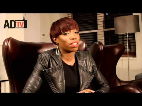 Estelle - Back To Love Interview With Amaru Don TV