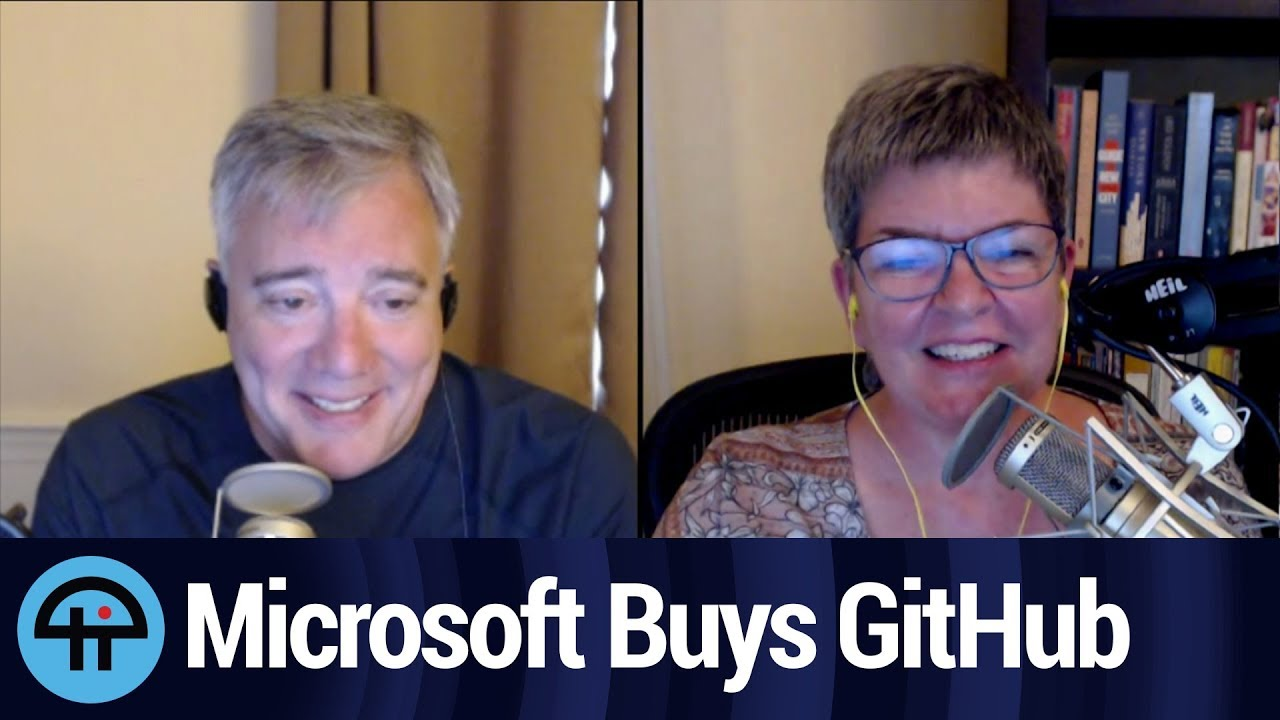 Microsoft Buys GitHub for $7 5 Billion - YouTube