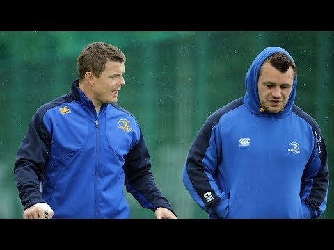 Brian O'Driscoll reacts to Cian Healy's remarks about Muldoon conversion