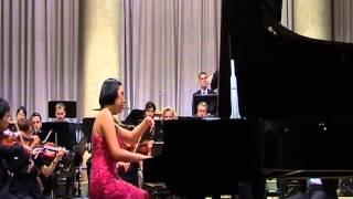 Caroline Fischer - Grieg: Piano Concerto in A minor, Klavierkonzert a-Moll 1. Satz