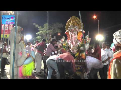 Hyderabad Ganesh Immersion Procession |...