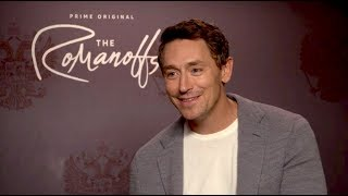 JJ Feild Talks Working with Neve Campbell