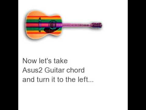 Asus2 Guitar Chords Youtube