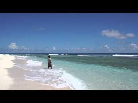 Anuta fly fishing