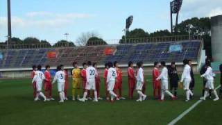 「平成20年度 第57回全日本大学サッカー選手権大会」特別告知動画