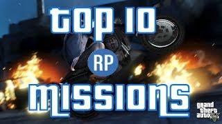 vuclip GTA V Online Top 10 RP Missions