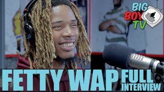 """Download Fetty Wap Chats About """"Trap Queen"""", Taylor Swift, And More! (Full Interview) 