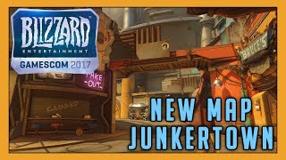 Seagull Playing NEW Junkertown Map w/ Overwatch Dev 'Scott Mercer' thumbnail