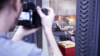 Making Of - Sparkasse Beratung Shooting
