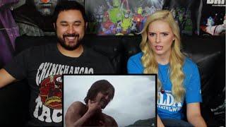 DEATH STRANDING (E3 2016) TRAILER REACTION & REVIEW!!!