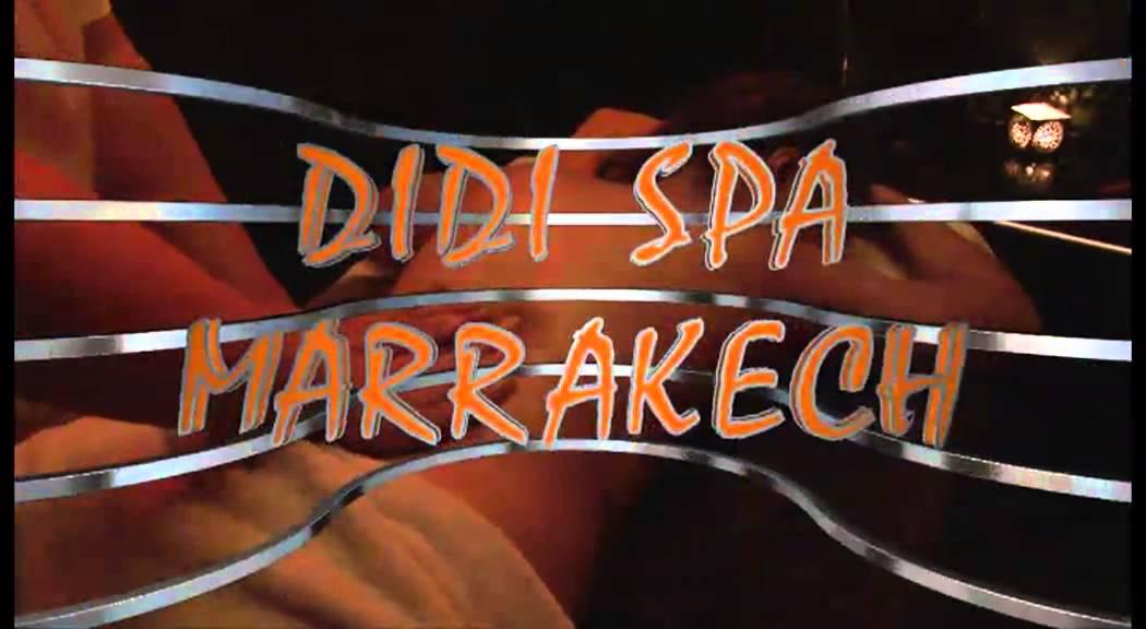 Didi Spa Marrakech Hammam Massages Place Jemaa El Fna Youtube