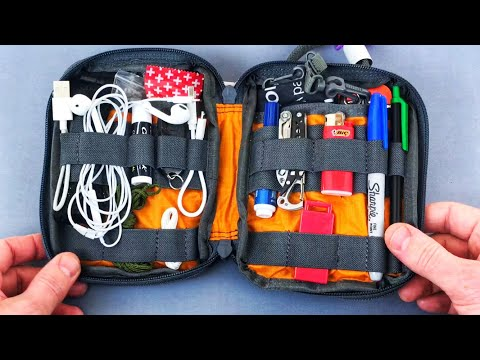 TSA-Approved Travel Kit: Surviving The Plane   Built For Daily Life, Flying, Long Drives
