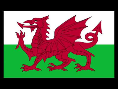"""Ten Hours of the Anthem of Wales - """"Hen Wlad fy Nhadau"""" (""""Land of my Fathers"""")"""