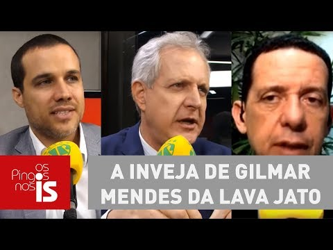 Debate: A Inveja De Gilmar Mendes Da Lava Jato