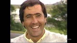 """""""Off The Course"""" ~  Severiano Ballesteros (1987)"""
