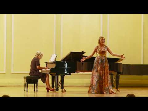 Laima Krigere - Wolfgang Amadeus Mozart - Così fan tutte - Temerari... Come Scoglio