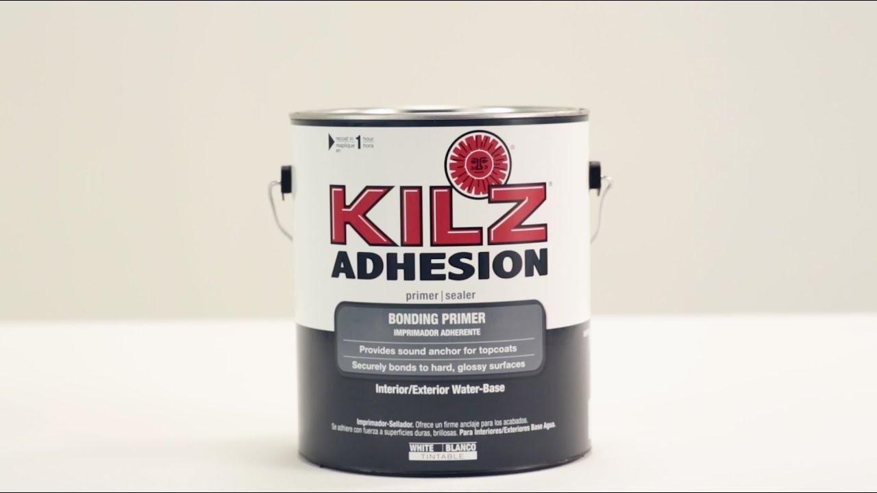 kilz adhesion bonding primer product information