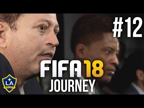 FIFA 18 The Journey Gameplay Walkthrough Part 12 - NEW CLUB ??? (Full Game)