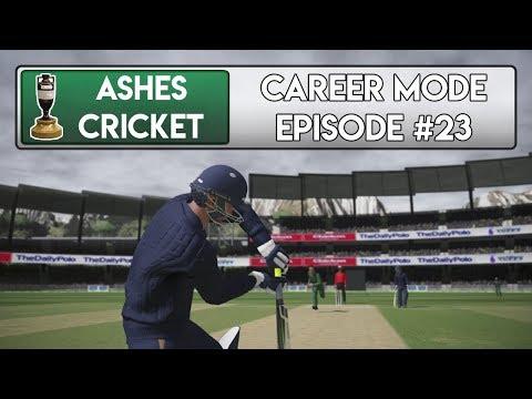 KA-BOOM - Ashes Cricket Career Mode #23