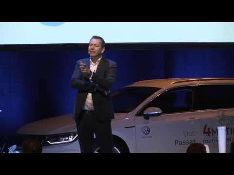 Strategy Tools for Business Model Innovation // Estonian Finance Conference 2016