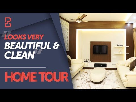 Interiors Walkthrough of Mr. Nagesh & Anusha's House | Concorde Amber