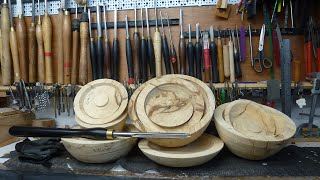 Woodturning Bowls Blanks Explained Part Two
