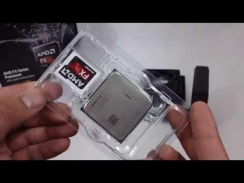 AMD FX 9590 CPU Unboxing