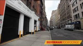 HD NY Parking Garage Street Clip 2