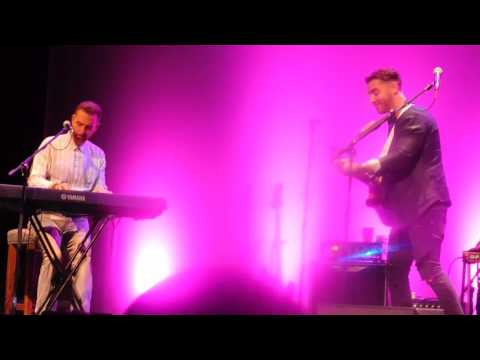 Nick Fradiani  Jr and Sr.  at Ridgefield Play House - To Love Somebody