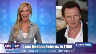 Liam Neeson Returns For 'The Dark Knight Rises'