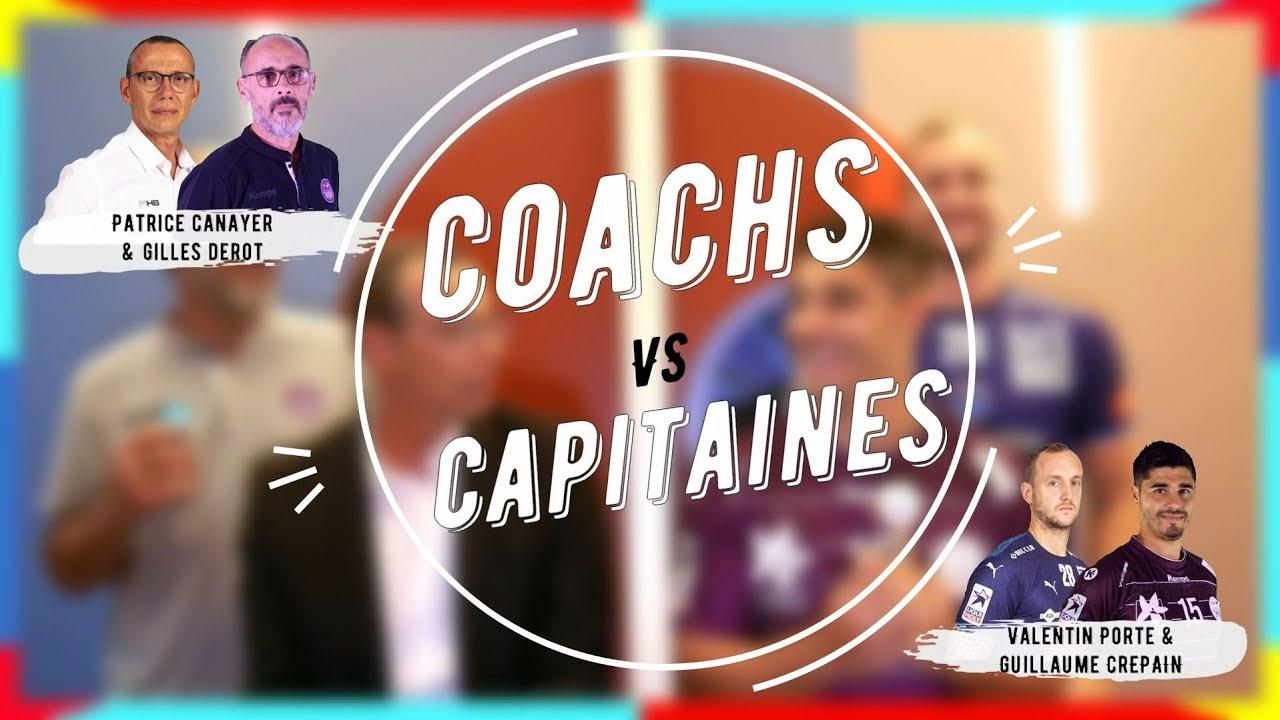 Download Le match coachs contre capitaines [Istres - Montpellier]