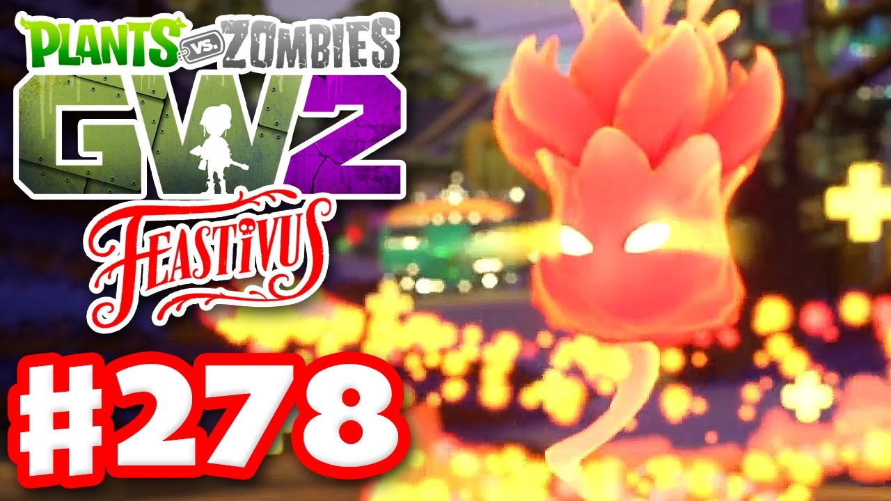 Rux Returns Arcane Lotus Plants Vs Zombies Garden Warfare 2 Gameplay Part 278 Pc Youtube