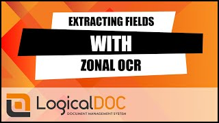 Extracting fields with Zonal OCR
