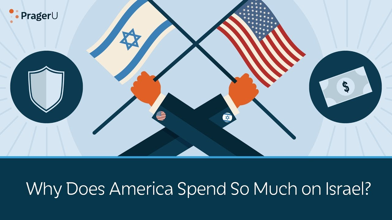 Why Does America Spend So Much On Israel