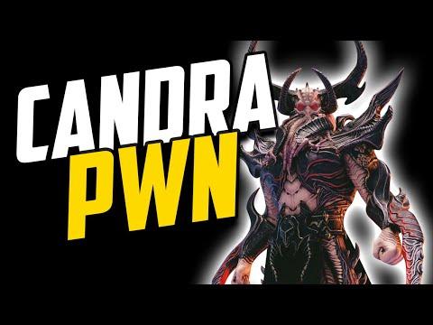 CANDRA-PWN - DESTROY YOUR ENEMIES   CHAMPION SPOTLIGHT   RAID SHADOW LEGENDS