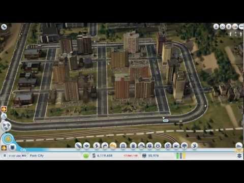 SimCity City Tour - Mining Town