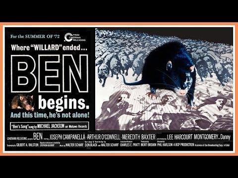Ben (1972) Trailer - Color / 1:46 mins