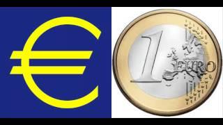 EURO, Moneda Única