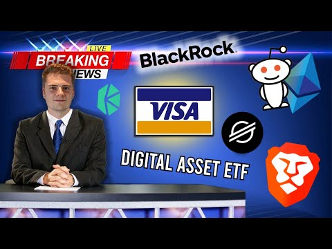 📰 COIN NEWS: Reddit, Ethereum, Stellar, Visa, SEC, Binance & more! |crypto news & updates
