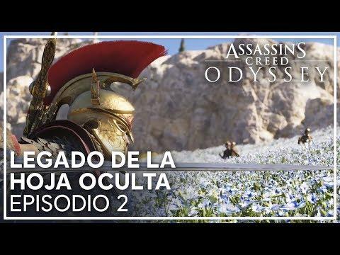 Assassin's Creed Odyssey - El legado de la hoja oculta | Episodio 2 thumbnail