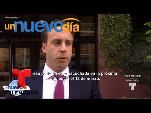 Se complica aún más la situación legal de Esteban Loaiza | Un Nuevo Día | Telemundo